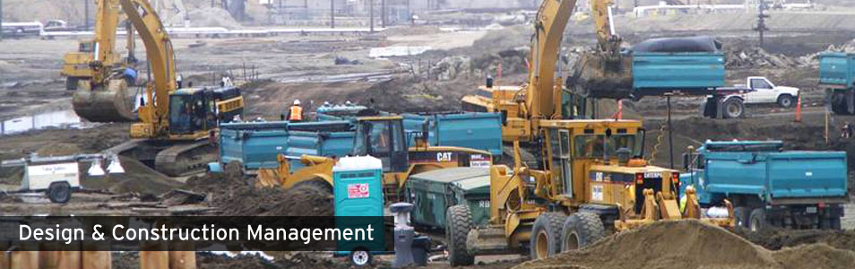 Construction management at Ascon Landfill Site, Huntington Beach, CA