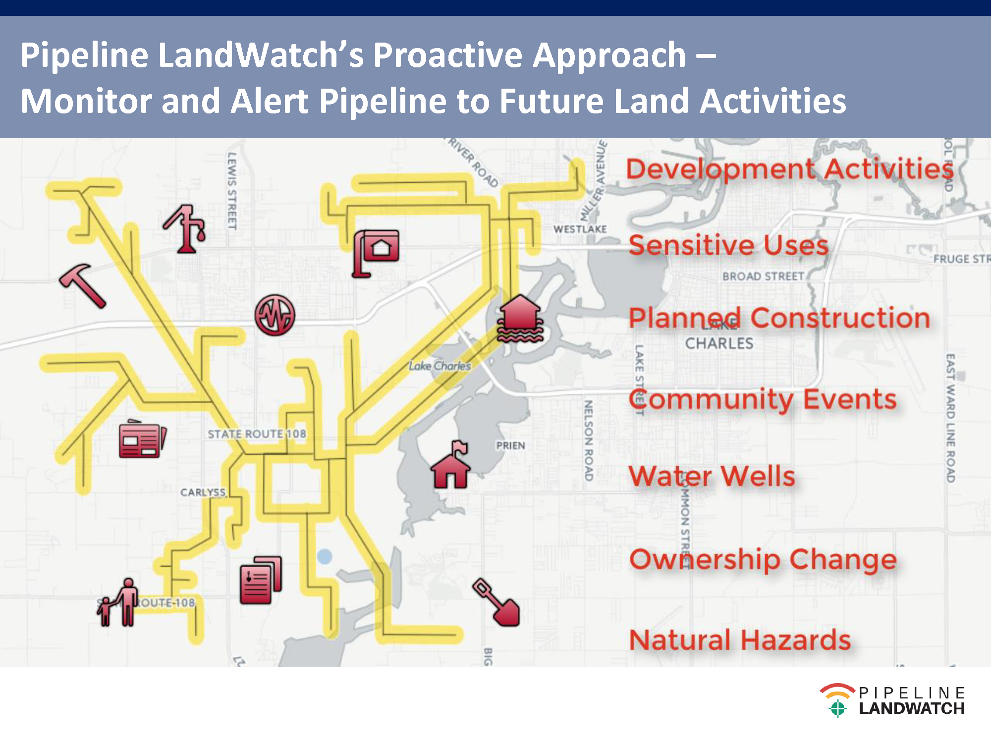 Pipeline LandWatch