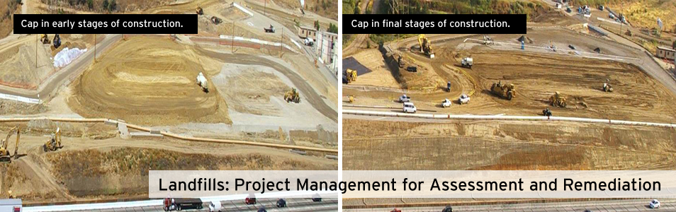 Landfills: Project Management for Assessment and Remediation